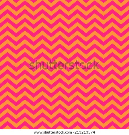 Seamless geometric pattern with zigzags