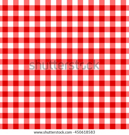 seamless gingham pattern
