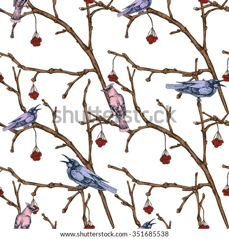 Wallpaper With Birds watercolor set bird flying birds stock illustration 397685374