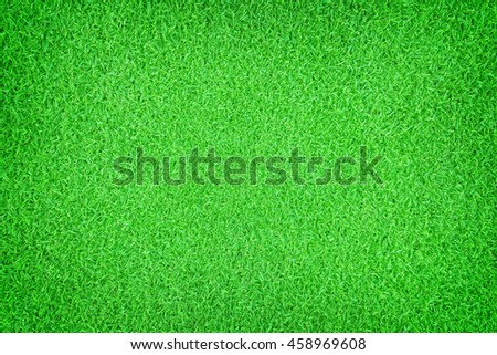 Seamless green grass natural background. Top view