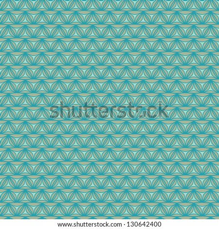 Seamless knitted background. Wicker texture - stock photo