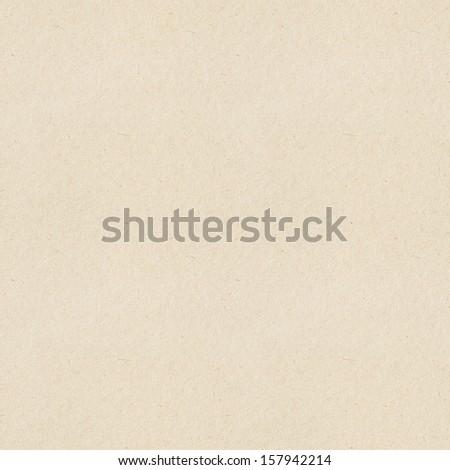 seamless kraft paper texture, high detailed grunge vintage style - stock photo