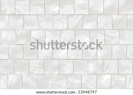 Seamless marble tiles background