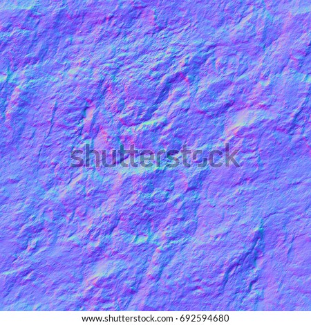 Seamless Normal Map Dirt Texture Stock Photo Royalty Free