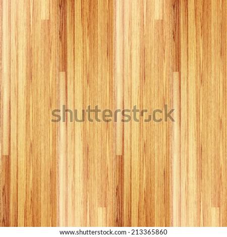 Seamless Oak laminate parquet floor texture background - stock photo