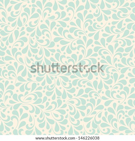 Seamless pattern background. For vector version, see my portfolio.  - stock photo
