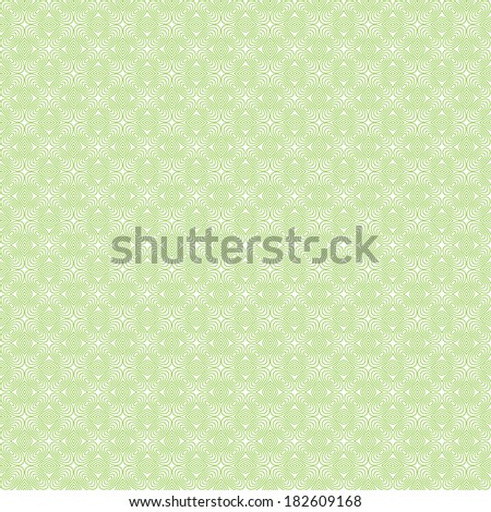 Seamless pattern, for money design, currency, note, cheque, ticket, vector guilloche texture for registration of securities, certificate, or diploma - stock photo