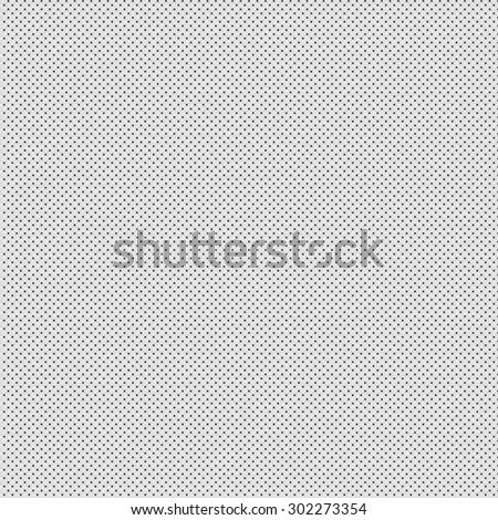 Seamless pattern of white rattan on black background (weave mesh) - stock photo