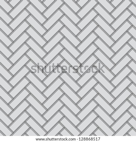 Seamless pattern - parquet flooring