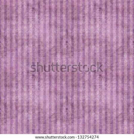 Seamless Purple Grungy Stripes Background Wallpaper - stock photo