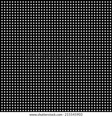 seamless repeating dot pattern as background