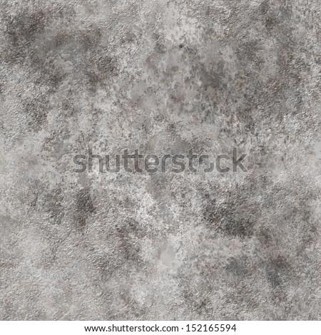 Seamless Rough Metal - stock photo