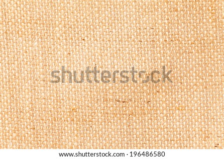Seamless sackcloth - stock photo