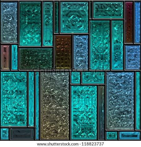 Beveled Glass Window Stock Images RoyaltyFree Images Vectors