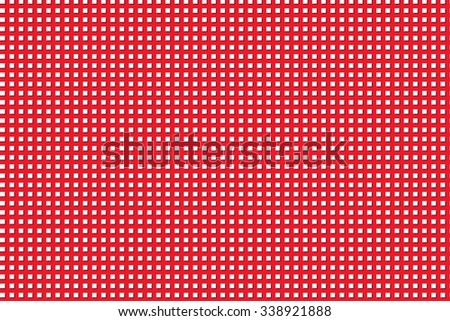 Seamless Square Boxes Pattern Background
