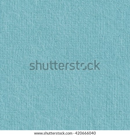 Seamless square texture. Blue paper background. Tile ready. - stock photo