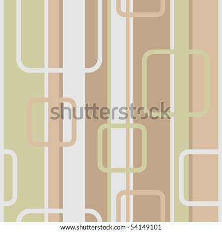 Seamless stripes and squares - stock photo