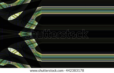 Seamless texture Abstract background Laser light multicolored pattern geometric shapes for design