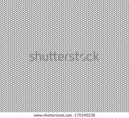 Seamless texture for illustration endless - stock photo