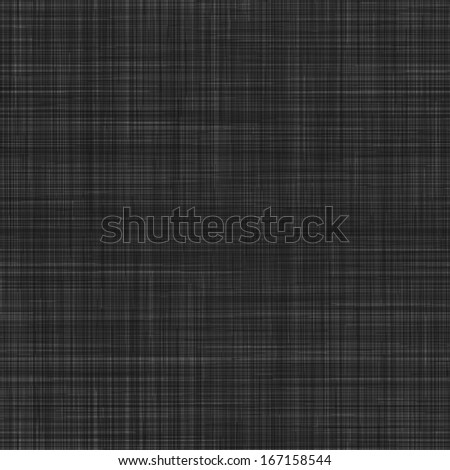 Seamless texture of black canvas