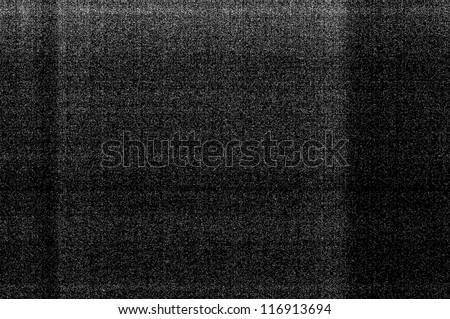 Seamless texture with television grainy noise effect for background - stock photo