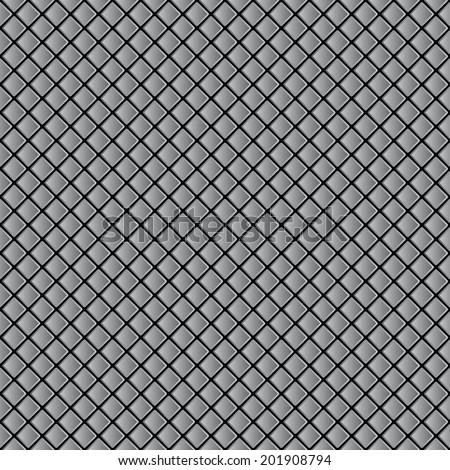Seamless tile pattern background illustration - stock photo