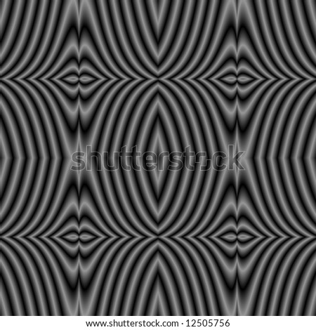 seamless tillable background texture with retro look and circles like in the 70s or 80s - stock photo