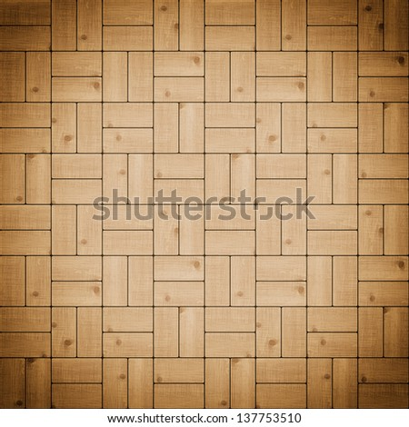 Seamless Vintage Wooden Panel texture
