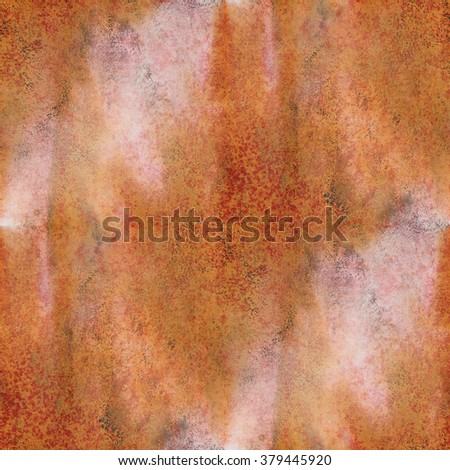 seamless  wallpaper art watercolor brown abstract background handmade