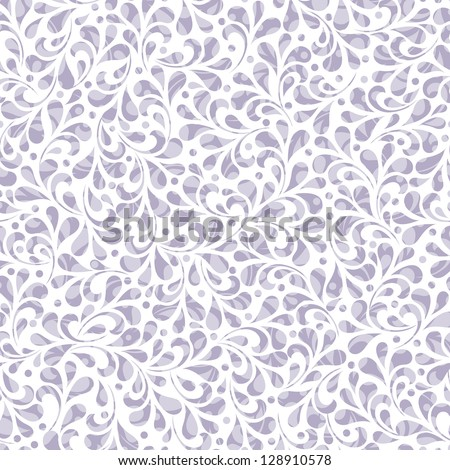 Seamless wallpaper pattern. For vector version, see my portfolio.
