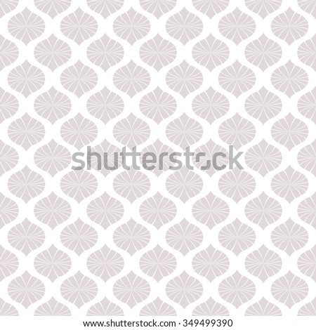 Seamless wallpapers in the style of Baroque . Modern texture illustration. - stock photo
