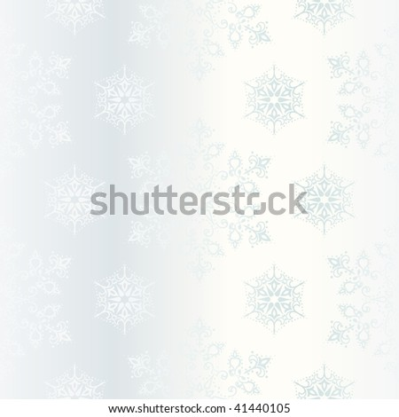 Seamless white satin background with stars (JPG); a vector version is also available - stock photo