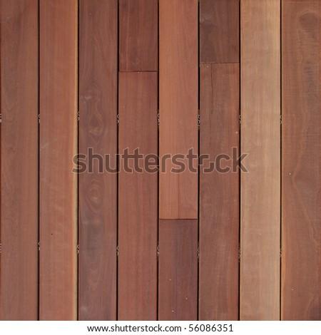 seamless wood panels - stock photo