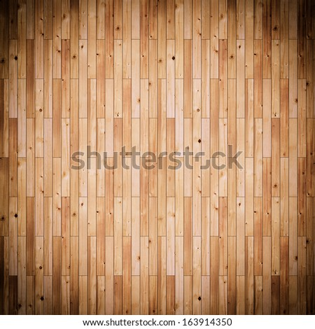 Seamless Wood Parquet Texture - stock photo