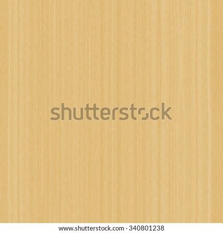 Seamless wood texture background illustration closeup. Light wood - stock photo