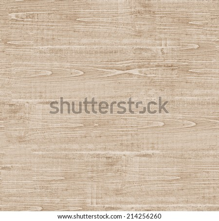 Seamless Wood Texture Pattern - stock photo