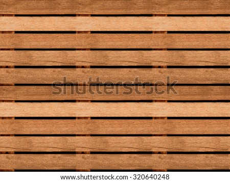 pallet wood wall texture. seamless wooden texture of floor or pavement, pallet. wood background closeup pallet wall