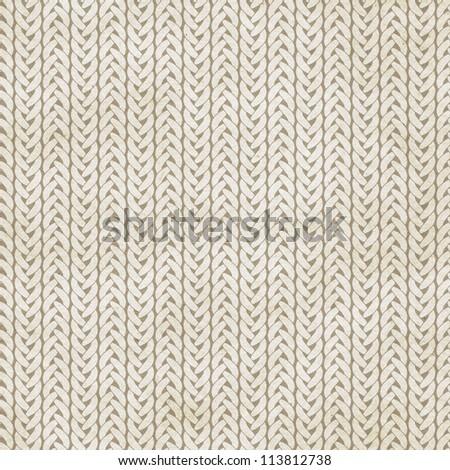 Seamless woolen fabric pattern. - stock photo