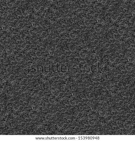 Seamlessly grey carpeting background. - stock photo