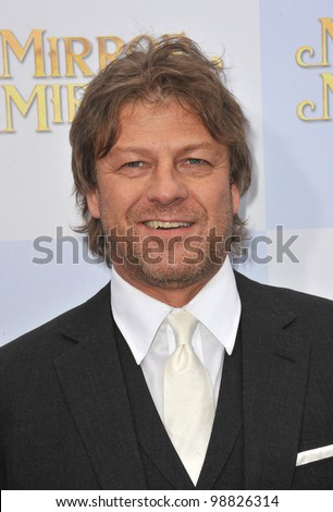 "Sean Bean at the world premiere of his new movie ""Mirror Mirror"" at Grauman's Chinese Theatre, Hollywood. March 17, 2012  Los Angeles, CA Picture: Paul Smith / Featureflash"