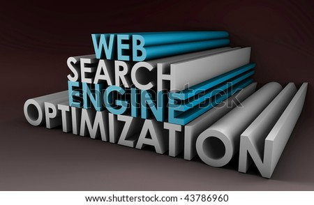 Search Engine Optimization SEO Site Ranking in 3d