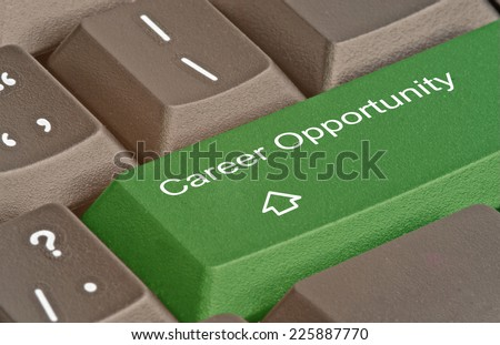 Search for career in internet