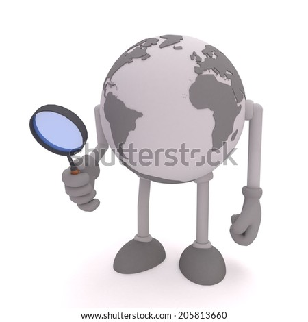 Search internet find / Search / Search software / Search online - stock photo