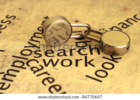 Search work