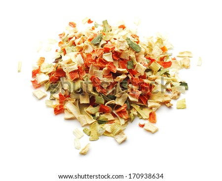 seasoning - stock photo