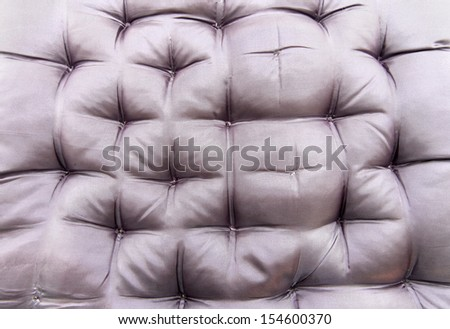Seat Pads texture for background usage - stock photo