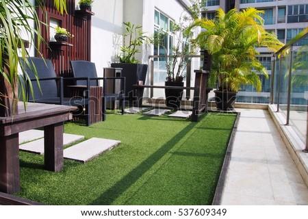 build terrace
