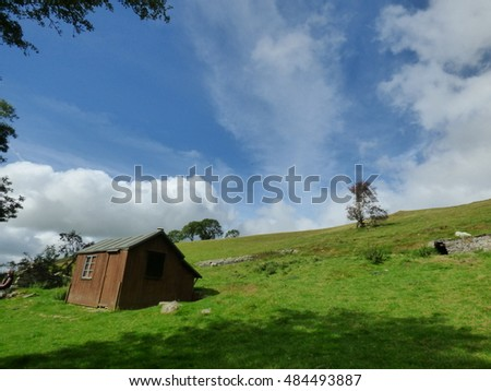 Secluded Cabin, Moel Famau Country Park