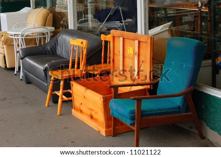 Second Hand Furniture used furniture stock images, royalty-free images & vectors