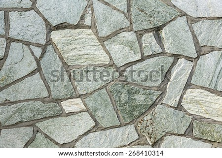 flagstone wall stock images similar to id 87425669 stone wall